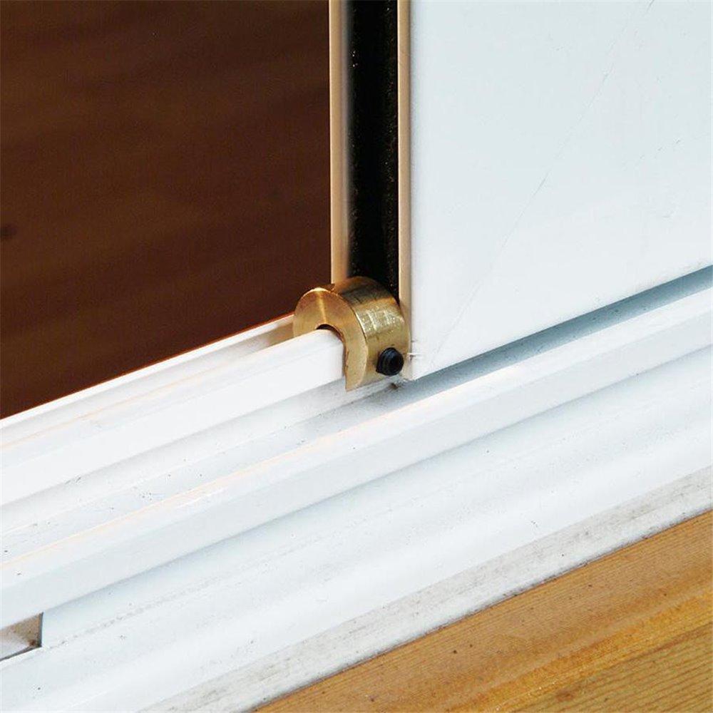 Locks: Sliding Door & Window Block 2pcs on